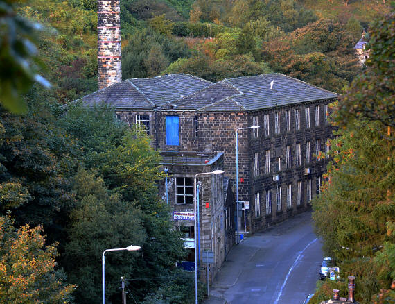 Stoneswood Mill Todmorden. Printed Circuit Manufacturer